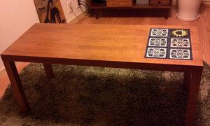 ゴム積層タイルテーブル