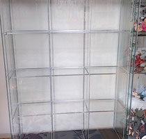 ゴム集成材の飾り棚