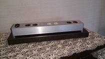 ハードメープル集成材のオーディオ電源タップボード