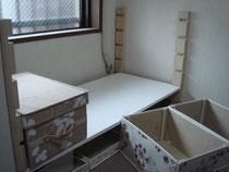 白ポリ棚板