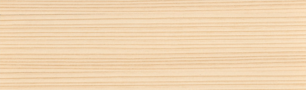 杉白 無節 化粧貼り 柾目 単板厚0.7mm