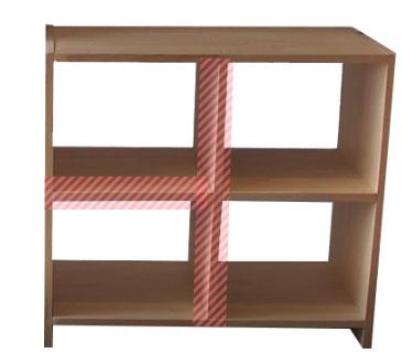 DIY棚キット作り方1